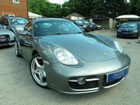 USED 2006 56 PORSCHE CAYMAN 3.4 24V S 2d 295 BHP Lovely condition , full leather , full history