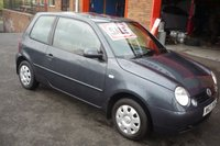 USED 2004 VOLKSWAGEN LUPO 1.4 S 3d 74 BHP