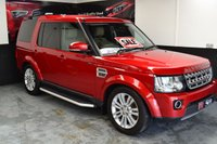 2014 LAND ROVER DISCOVERY 3.0 SDV6 HSE 5d AUTO 255 BHP £28000.00