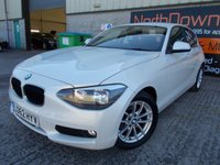 USED 2013 62 BMW 1 SERIES 2.0 118D SE 5d 141 BHP Stunning Special Edition Colour, No Fee Finance, No Deposit Necessary