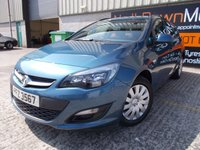 USED 2013 VAUXHALL ASTRA 1.6 EXCLUSIV 5d AUTO 115 BHP Excellent Condition, Low Mileage Automatic, No Fee Finance, No Deposit Necessary