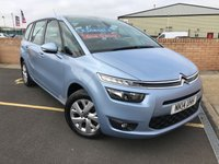 USED 2014 14 CITROEN C4 PICASSO 1.6 GRAND E-HDI AIRDREAM VTR PLUS 5d 113 BHP