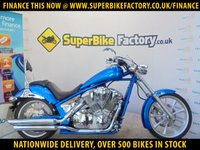 USED 2012 12 HONDA VT1300  GOOD & BAD CREDIT ACCEPTED, OVER 500+ BIKES