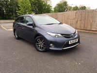 2015 TOYOTA AURIS 1.8 VVT-I ICON PLUS 5d AUTO 98 BHP £13750.00