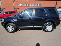 USED 2011 11 LAND ROVER FREELANDER 2.2 TD4 S 5d AUTO 150 BHP CHEAPEST NATIONAL AUTO