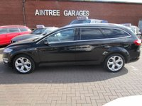 USED 2011 11 FORD MONDEO 2.0 TITANIUM TDCI 5d 161 BHP LOW MILES ESTATE GOOD SPEC