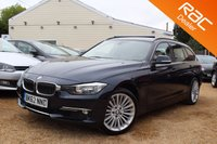USED 2012 62 BMW 3 SERIES 3.0 330D LUXURY TOURING 5d AUTO 255 BHP