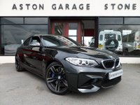 USED 2017 17 BMW M2 3.0 M2 2d 365 BHP *VISIBILITY PK * HARMON KARDON* ** DELIVERY MILES **