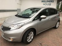 USED 2014 14 NISSAN NOTE 1.2 TEKNA DIG-S 5d 98 BHP