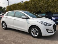 USED 2014 64 HYUNDAI I30 1.4 ACTIVE 5dr, HYUNDAI WARRANTY UNTIL 2019*  NO DEPOSIT PCP/HP FINANCE ARRANGED, APPLY HERE NOW