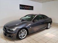 2007 BMW 3 SERIES 3.0 335D M SPORT 2d AUTO 282 BHP £9950.00