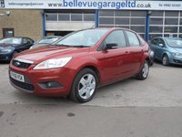 USED 2009 58 FORD FOCUS 1.6 STYLE 5d 100 BHP GREAT VALUE FAMILY CAR