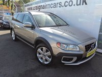 USED 2011 60 VOLVO XC70 2.4 D5 SE LUX AWD 5d AUTO 202 BHP 1 Owner FVSH+F/Leather+H/Seats