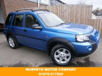 USED 2004 04 LAND ROVER FREELANDER 2.0 TD4 HSE STATION WAGON 5d AUTO 110 BHP ***FULL SERVICE HISTORY***