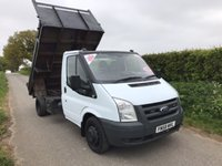 USED 2008 58 FORD TRANSIT 350 MWB