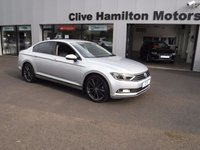 USED 2015 15 VOLKSWAGEN PASSAT 1.6 S TDI BLUEMOTION TECHNOLOGY 4d 119 BHP New Model & Only £20 Road Tax