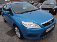 2010 FORD FOCUS 1.6 STYLE 5d 100 BHP £3695.00