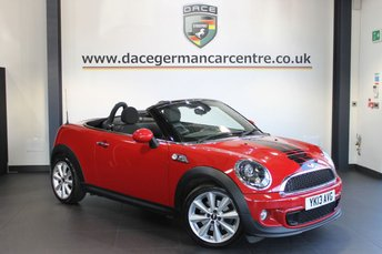 2013 MINI ROADSTER 1.6 COOPER S 2DR CHILI PACK 181 BHP £9470.00