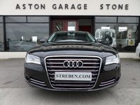 USED 2013 13 AUDI A8 3.0 L TDI SE EXECUTIVE LWB AUTO **HUGE SPEC** ** F/A/S/H * NAV * CAMERA * NIGHT VISION **