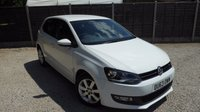 USED 2014 63 VOLKSWAGEN POLO 1.2 MATCH EDITION TDI 5dr £20 Tax, Great Spec, 1 Owner