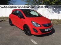USED 2014 64 VAUXHALL CORSA LIMITED EDITION - 1.3 CDTI ECOFLEX  3 DR