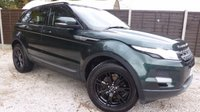 USED 2012 12 LAND ROVER RANGE ROVER EVOQUE 2.2 TD4 PURE 5dr 4WD Full Leather, Cruise, PDC