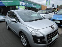 USED 2012 62 PEUGEOT 3008 1.6 HDI ACTIVE 5d 115 BHP 12 MONTHS MOT...6 MONTHS WARRANTY..JUST ARRIVED