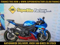 USED 2016 16 SUZUKI GSXR750 MOTO GP  GOOD & BAD CREDIT ACCEPTED, OVER 500+ BIKES