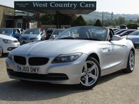 USED 2010 60 BMW Z4 2.5 Z4 SDRIVE23I ROADSTER 2d 201 BHP Well Equipped Hard Top Convertible