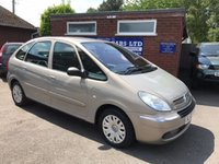 USED 2006 56 CITROEN XSARA PICASSO 1.6 PICASSO DESIRE 16V 5d 108 BHP 2 OWNERS