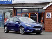USED 2015 65 FORD FOCUS 1.0 ZETEC 5dr  *ONLY 9.9% APR with FREE Servicing*