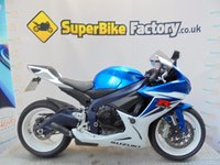 USED 2012 12 SUZUKI GSXR600 L1  GOOD & BAD CREDIT ACCEPTED, OVER 500 PLUS BIKES IN STOCK