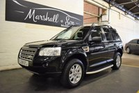 USED 2008 08 LAND ROVER FREELANDER 2 2.2 TD4 XS 5d 159 BHP