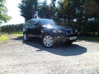 2008 BMW X5 BLACK BMW X5 3.0D M SPORT 5S AUTO £11995.00