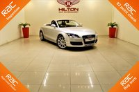 USED 2008 58 AUDI TT 2.0 TDI QUATTRO 2d 170 BHP ++ 1 LADY OWNER FROM NEW ++ FULL SERVICE HISTORY