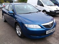 USED 2002 02 MAZDA 6 2.0 TS2 5d 140 BHP AFFORDABLE FAMILY CAR IN EXCELLENT CONDITION, DRIVES SUPERBLY