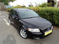 2010 VOLVO V50 1.6 D2 ES 5d 113 BHP £5988.00