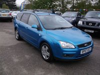 USED 2007 57 FORD FOCUS 1.8 STYLE TDCI 5d 115 BHP SPACIOUS  FAMILY CAR WITH SERVICE HISTORY, GREAT SPEC, DRIVES SUPERBLY
