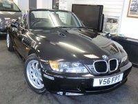 2002 BMW Z3 1.9 Z3 ROADSTER 2d 138 BHP £3500.00