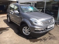 USED 2015 64 SSANGYONG REXTON 2.0 SX 5d 153 BHP 4WD
