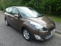 2010 RENAULT GRAND SCENIC 1.5 DYNAMIQUE TOMTOM DCI 5d 105 BHP £6000.00