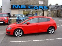USED 2010 10 SEAT LEON 2.0 SPORT TDI 5d 138 BHP ONLY 48000 MILES FROM NEW