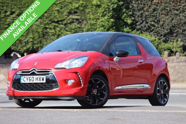 2010 60 CITROEN DS3 1.6 DSPORT HDI 3d 110 BHP