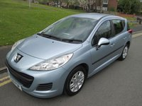 USED 2010 10 PEUGEOT 207 1.4 SW S 5d 95 BHP 32,000 GUARANTEED MILES - 2 OWNERS FROM NEW - SERVICE HISTORY