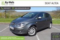 2012 SEAT ALTEA 1.6 SE ECOMOTIVE CR TDI 5d 103 BHP £5990.00