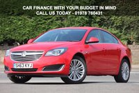 USED 2013 63 VAUXHALL INSIGNIA 2.0 ENERGY CDTI 5d 128 BHP +++ FREE 6 months Autoguard Warranty included in screen price +++