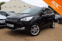 USED 2014 64 FORD KUGA 2.0 TITANIUM X TDCI 5d AUTO 160 BHP SONY STEREO, HEATED SEATS & MORE