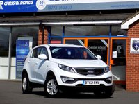 USED 2013 62 KIA SPORTAGE 1.7 CRDi 1 5dr 114 BHP *ONLY 9.9% APR with FREE Servicing*