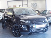 USED 2013 13 LAND ROVER RANGE ROVER EVOQUE 2.2 SD4 SPECIAL EDITION 5d AUTO 190 BHP HUGE SPEC+PAN ROOF+BUCKET SEAT
