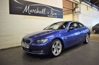 2007 BMW 3 SERIES 3.0 335D SE 2d AUTO 282 BHP TWIN TURBO £9399.00